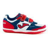 JOMA TOP FLEX JUNIOR BLANCO ROJO VELCRO